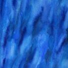 Dreamy navy blue by Ayu Johari