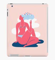 Yoga Girls 3 Lady of the Fishes Pose iPad Case/Skin