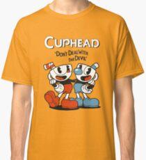 Cuphead Devil Classic T-Shirt