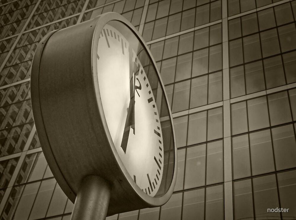 Crunch Time by nodster