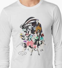 Houseki no Kuni with logo Long Sleeve T-Shirt