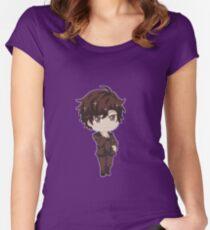Mini Jumin Women's Fitted Scoop T-Shirt