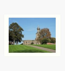 St Chad's (Shrewsbury) Art Print