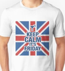 Keep calm it s friday T-Shirt