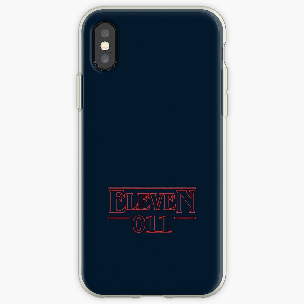 Eleven iPhone Case & Cover