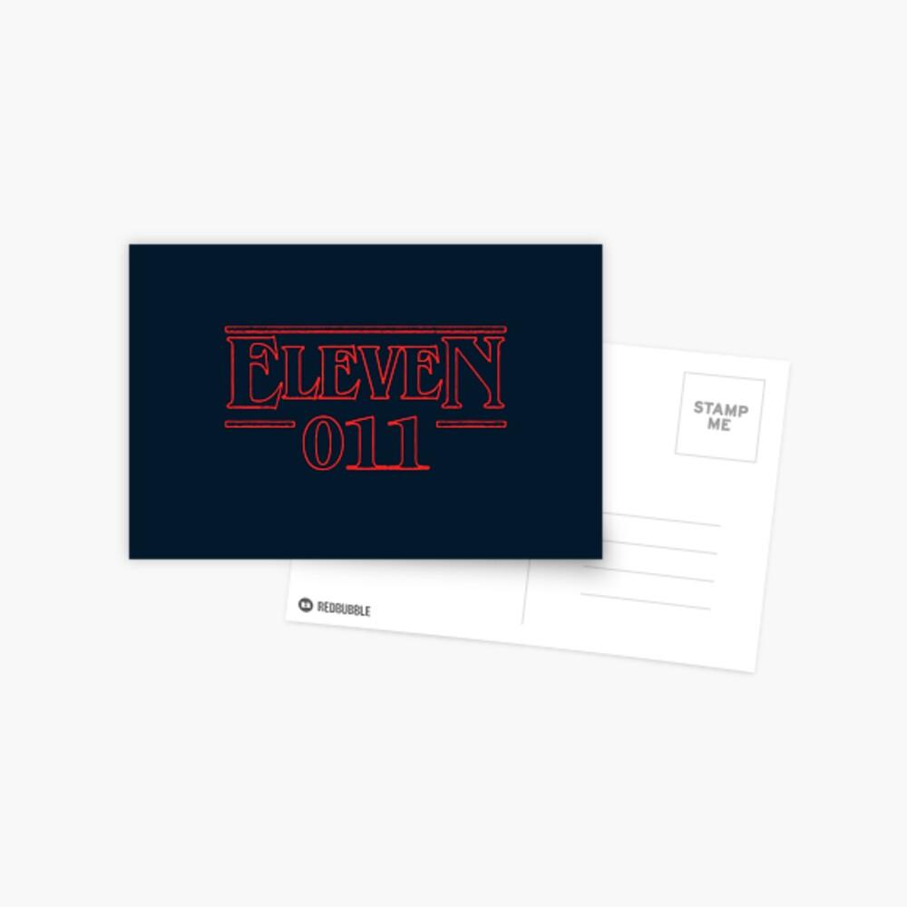 Eleven Postcard