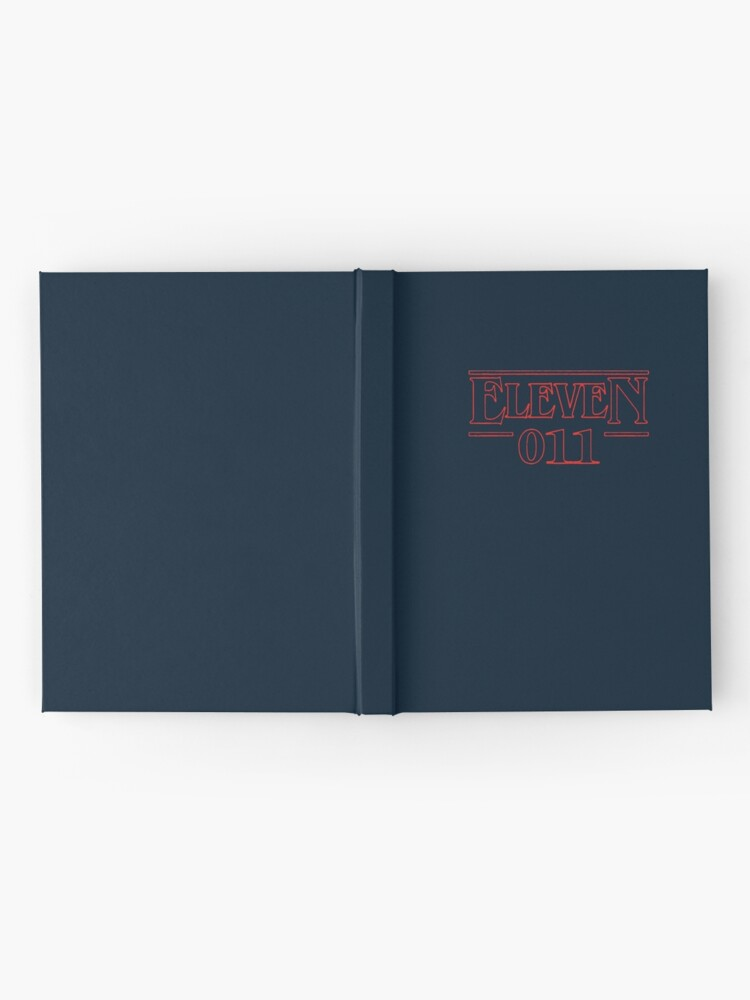 Alternate view of Eleven Hardcover Journal