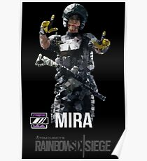 Mira | R6 Operator Series Poster
