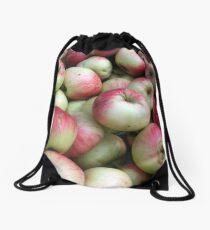 Äpfel - frisch geerntet! Rucksackbeutel