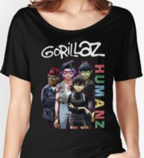 The Ape or the great music Women's Relaxed Fit T-Shirt