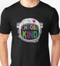 Choose Kind, Choose Kindness Holiday Gift T-Shirt