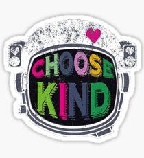 Choose Kind, Choose Kindness Holiday Gift Sticker