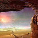 Princess of Arabia by Igor Zenin