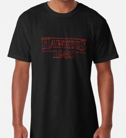 Hawkins 1983 Long T-Shirt