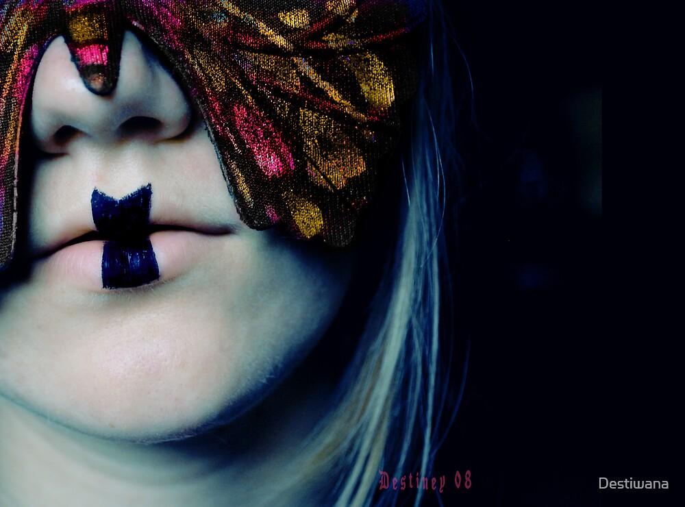 November's Kiss by Destiwana
