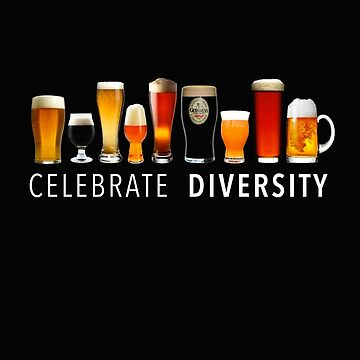 Celebrate diversity beers by liniting1223