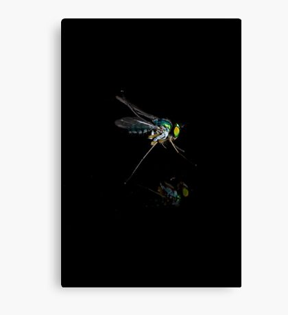 Hotel Guest Canvas Print