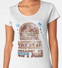 Fallout - Sunset Sarsaparilla Women's Premium T-Shirt