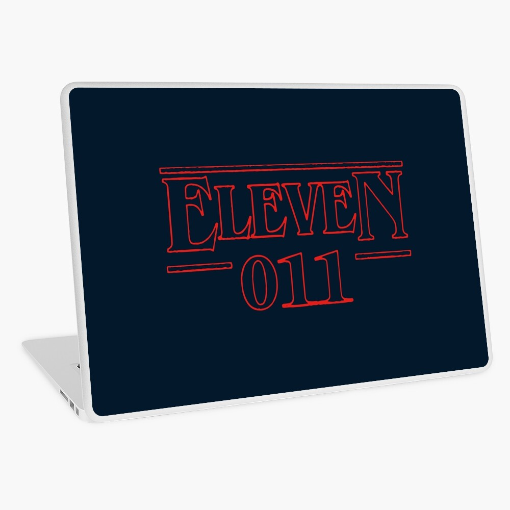 Eleven Laptop Skin