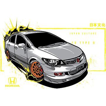 Honda Civic FD by cungtudaeast