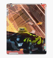 Taxi¡¡¡ iPad Case/Skin