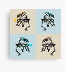 Halo Crawler Canvas Print