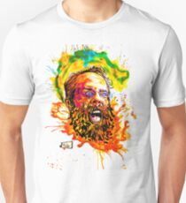 Burning Beard T-Shirt
