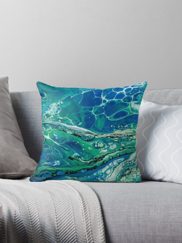 Tidal Waters by 3PenguinsDesign