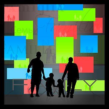 Family by raabusmc