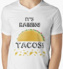 TACOS! Men's V-Neck T-Shirt