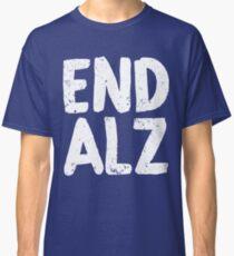 End ALZ Classic T-Shirt