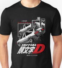 Ae86 Frame Edition Unisex T-Shirt