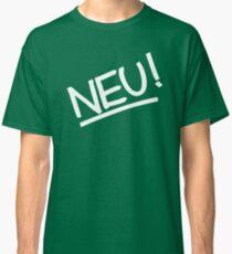 Neu! (white) Classic T-Shirt