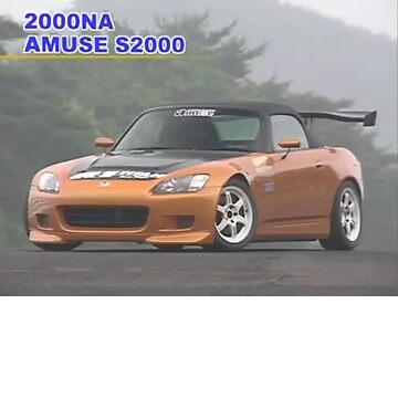 Amuse S2000 Touge Monster Hot Version Best Motoring JDM by LadiesMan127