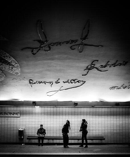 Paris Signature Series Metro 1/15 by lesslinear