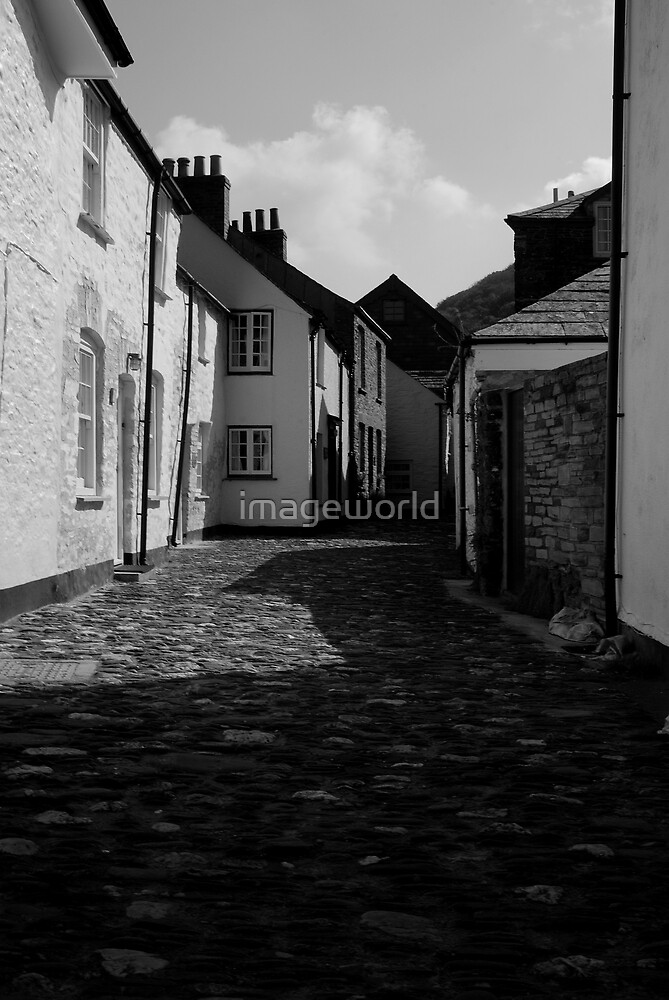 Boscastle Street by imageworld