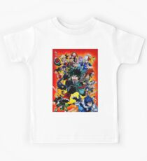 my hero academia Kids Clothes