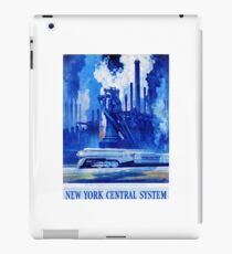 Vintage Travel Poster - New York Central System	 iPad Case/Skin