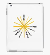 Lightsaber star iPad Case/Skin