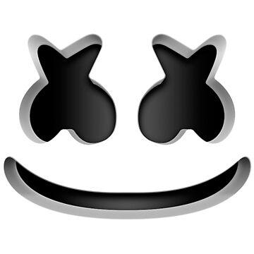 Marshmello - Helmet by marshmellofans