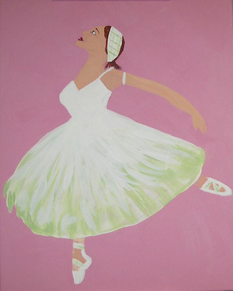 BALLERINA by phyllis Neff Garrett