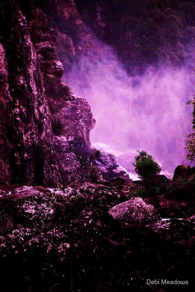 """""""Purple Mists"""" by Debi Meadows"""