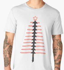 LightSaber Christmas Men's Premium T-Shirt