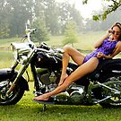 Bikes & Babes by Clayton Bruster