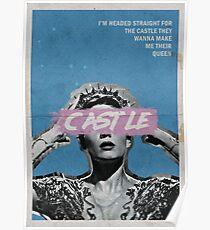 Halsey Castle Poster