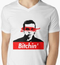 Eleven Bitchin' Men's V-Neck T-Shirt