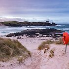 Clachtoll Beach, Assynt, Scotland by Cliff Williams