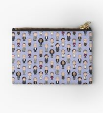 Repeating Sherlock and Friends Studio Pouch