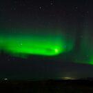 Aurora Borealis v2, Iceland by JMChown