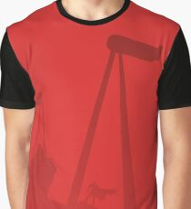 The Bat Search  Graphic T-Shirt